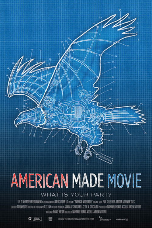 American Made Movie Movie Poster