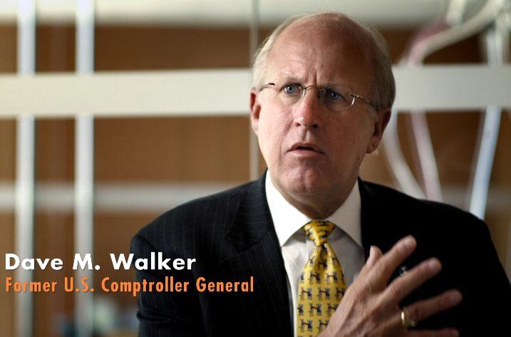 Dave M. Walker