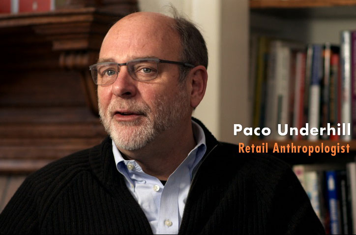 Paco Underhill